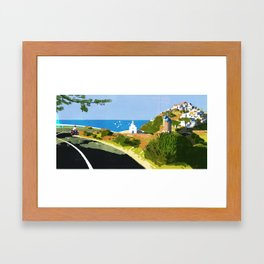Sifnos#1 Framed Art Print