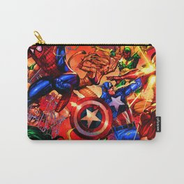 the fight against all selfishness Carry-All Pouch
