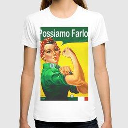 Italian Rosie T-shirt