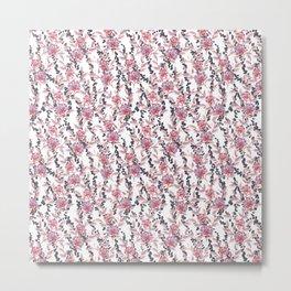 Floral Spread Metal Print