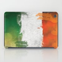 ruben ireland iPad Cases featuring Ireland by Fresh & Poppy