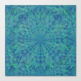 Lotus of Divinity Canvas Print