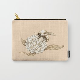 Where did the bees disappear? Carry-All Pouch