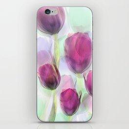 Tulip Fever iPhone Skin