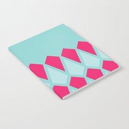 Blue Diamonds Notebook