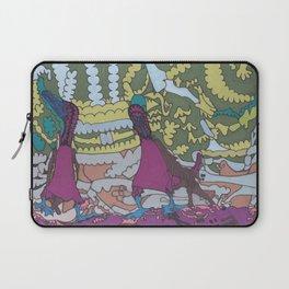 A Couple of Booby Birds Laptop Sleeve