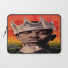 King Kendrick Laptop Sleeve