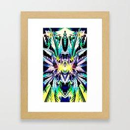 420 Love Framed Art Print