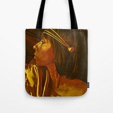 Egyptian Princess Tote Bag