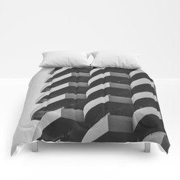 Fascinating Facade Comforters