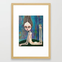 reversal ambitions Framed Art Print