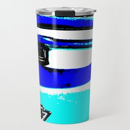 Chrome door handle Travel Mug
