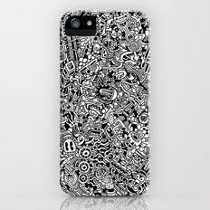 Intergalactic Junkyard iPhone (5, 5s) Slim Case