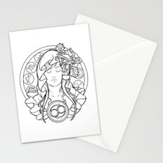 Zodiac Series | Cancer Stationery Cards