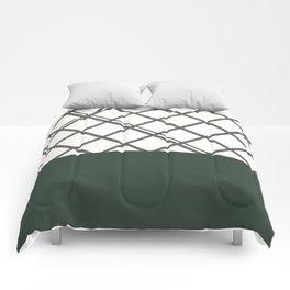 Green Crossover Comforters