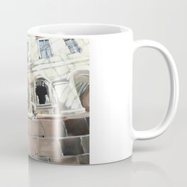 Statue Room in the Louvre Coffee Mug