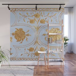 lilac pianissimo Wall Mural