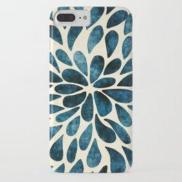 Petal Burst #5 iPhone Case