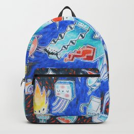 Magic space Backpack