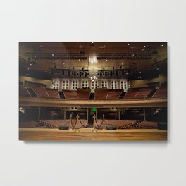 The Mother Church Metal Print