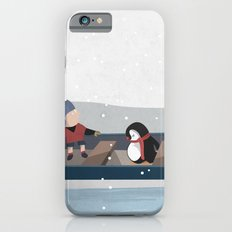 Reaching the South Pole iPhone 6s Slim Case