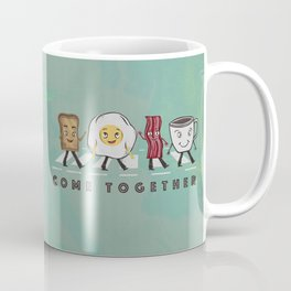 Come Together Coffee Mug