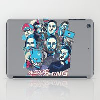 gaming iPad Cases featuring Inside Gaming by MikeRush
