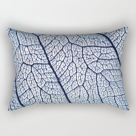 Leaf Macro Rectangular Pillow