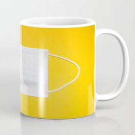 Face Mask Coffee Mug