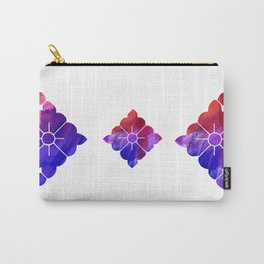Flowers II Carry-All Pouch