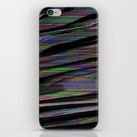 glitch iPhone & iPod Skins featuring Glitch by DDANIELL