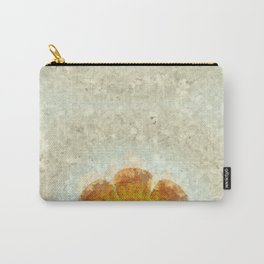 Epexegetic Pie In The Sky Flower  ID:16165-011115-17420 Carry-All Pouch
