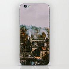Scottish Rooftops iPhone & iPod Skin