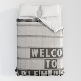 Welcome to Harlem Comforters