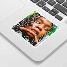 Abra Sticker