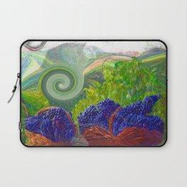 Uva -Art Digital Original- Laptop Sleeve