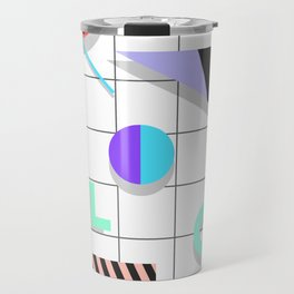 Memphis Things Travel Mug