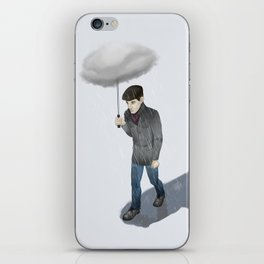 The Human Condition iPhone Skin