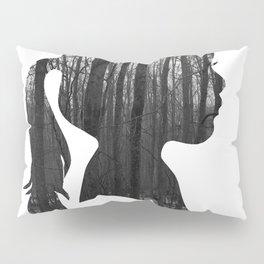 Forest girl Pillow Sham