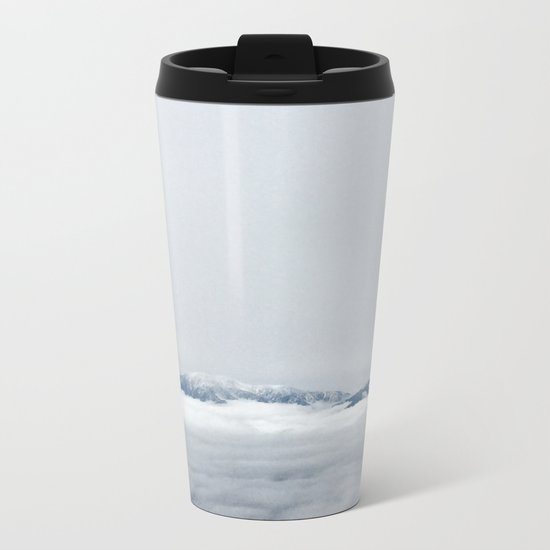 iceburg Metal Travel Mug