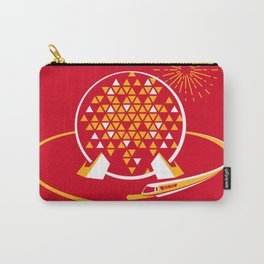 Experimental Prototype Community of Tomorrow Carry-All Pouch