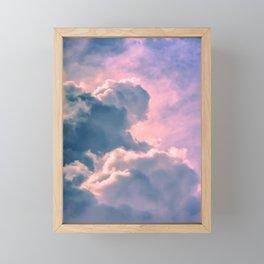 Thunderhead Framed Mini Art Print