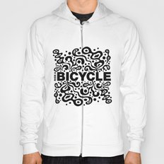 Ride a Bicycle - funky Hoody