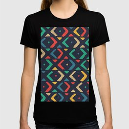 Colors of boomerang T-shirt
