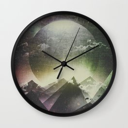 Always dream big Wall Clock