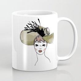Kentucky Derby Hat Coffee Mug