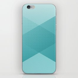 COOL HALFTONE iPhone Skin