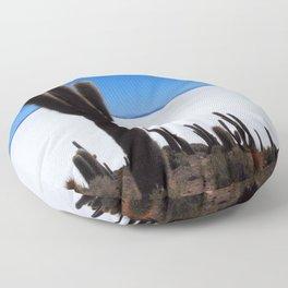 Salar de Uyuni 2 Floor Pillow