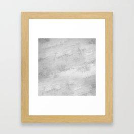 Concrete 017 Framed Art Print