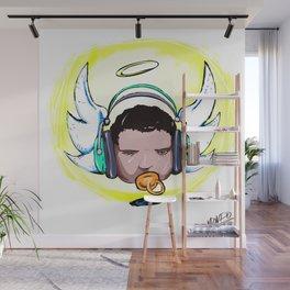 KAI ANGEL PRINT Wall Mural
